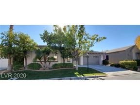 Property for sale at 10447 Garden Rose Drive, Las Vegas,  Nevada 89135