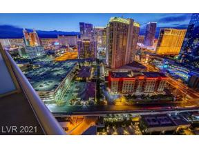 Property for sale at 145 HARMON Avenue 1921, Las Vegas,  Nevada 89109