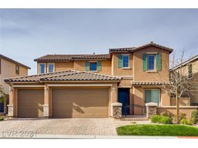 Property for sale at 12213 Old Muirfield Street, Las Vegas,  Nevada 89141