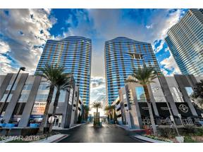 Property for sale at 4575 East Dean Martin Drive Unit: 2411, Las Vegas,  Nevada 89103