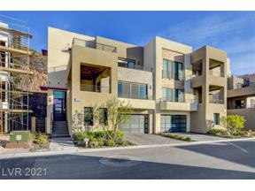 Property for sale at 402 Tranquil Peak Court, Henderson,  Nevada 89012