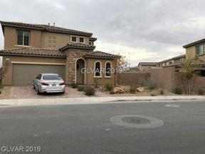 Property for sale at 12788 Ring Rose Street, Las Vegas,  Nevada 89141