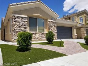 Property for sale at 90 Broken Putter Way, Las Vegas,  Nevada 89148
