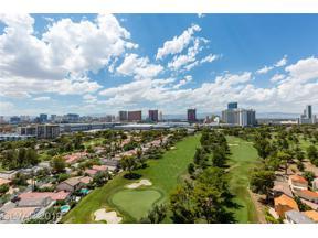 Property for sale at 3111 Bel Air Drive Unit: 19E, Las Vegas,  Nevada 89109