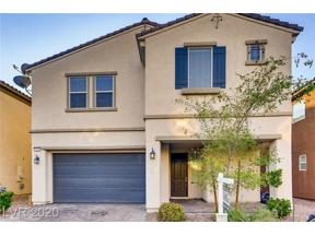 Property for sale at 935 Huntington Cove Parkway, Las Vegas,  Nevada 89178