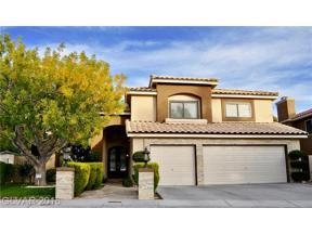 Property for sale at 3004 Pier Harbor Drive, Las Vegas,  Nevada 89117