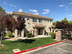 Property for sale at 9050 Warm Springs Road Unit: 2072, Las Vegas,  Nevada 89148