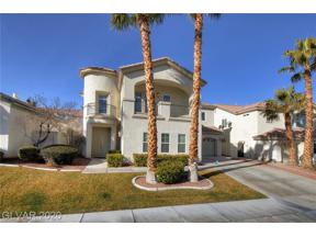 Property for sale at 153 Cascade Lake Street, Las Vegas,  Nevada 89148