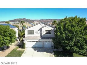 Property for sale at 1757 Quiver Point Avenue, Henderson,  Nevada 89012
