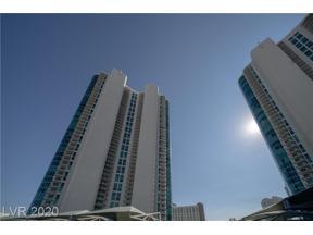 Property for sale at 322 Karen Avenue 3602, Las Vegas,  Nevada 89109