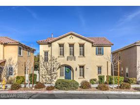 Property for sale at 3216 Jevonda Avenue, Henderson,  Nevada 89044