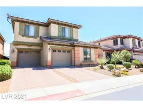 Property for sale at 8220 Seven Falls Street, North Las Vegas,  Nevada 89085