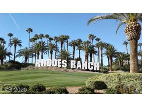Property for sale at 169 Cascade Lake Street, Las Vegas,  Nevada 89148