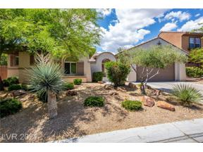 Property for sale at 413 Lake Windemere Street, Las Vegas,  Nevada 89138