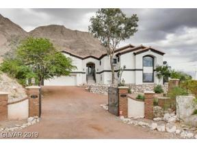 Property for sale at 7233 Linden Avenue, Las Vegas,  Nevada 89110