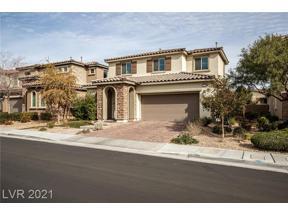 Property for sale at 12738 Ringrose Street, Las Vegas,  Nevada 89141