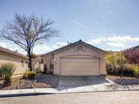 Property for sale at 2135 Hidden Ranch Terrace, Henderson,  Nevada 89052