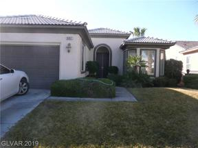 Property for sale at 4307 Bella Cascada Street, Las Vegas,  Nevada 89135
