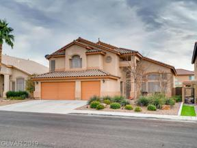 Property for sale at 1409 Foothills Mills Street, Henderson,  Nevada 89012