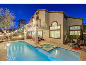 Property for sale at 1824 Madera Canyon Place, Las Vegas,  Nevada 89128