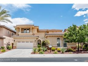 Property for sale at 1990 Country Cove Court, Las Vegas,  Nevada 89135