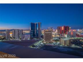Property for sale at 200 W Sahara Avenue 3801, Las Vegas,  Nevada 89102