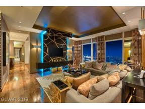 Property for sale at 3750 South Las Vegas Boulevard Unit: 4008, Las Vegas,  Nevada 89158