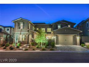 Property for sale at 387 CALABRIA RIDGE Street, Las Vegas,  Nevada 89138