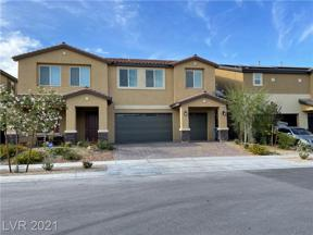 Property for sale at 4170 Vibrant Star Avenue, North Las Vegas,  Nevada 89084