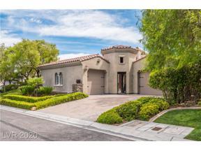 Property for sale at 11998 WHITEHILLS Street, Las Vegas,  Nevada 89141