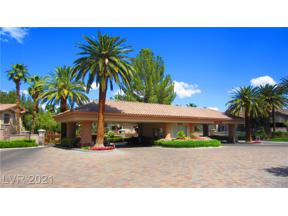 Property for sale at 2050 Warm Springs Road 2624, Henderson,  Nevada 89014
