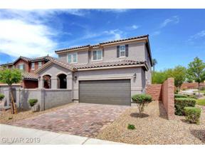 Property for sale at 1110 Echo Pass Street, Henderson,  Nevada 89052
