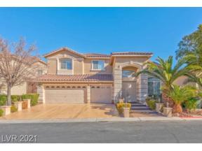 Property for sale at 450 Baldur Run Street, Las Vegas,  Nevada 89148