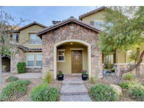 Property for sale at 3093 Paladi Avenue, Henderson,  Nevada 89044