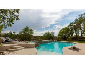Property for sale at 9 Dry Brook Trail, Henderson,  Nevada 89052