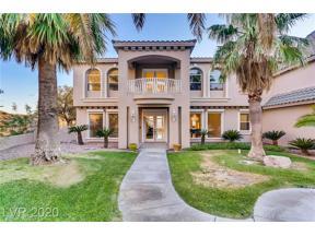 Property for sale at 1610 Hardrock Street, Las Vegas,  Nevada 89156