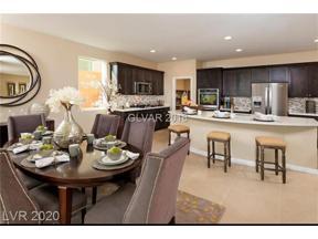 Property for sale at 1054 Bellevue Peak Street, Henderson,  Nevada 89002