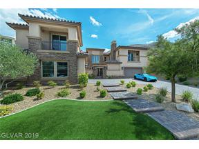 Property for sale at 89 Olympia Chase Drive, Las Vegas,  Nevada 89141