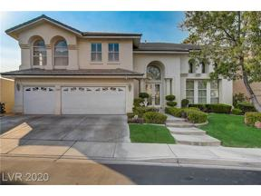 Property for sale at 2496 Ram Crossing Way, Henderson,  Nevada 89074