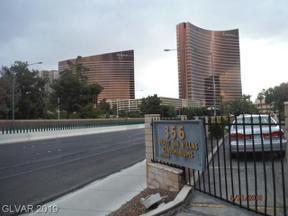Property for sale at 356 Desert Inn Road Unit: 222, Las Vegas,  Nevada 89109