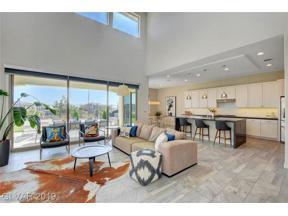 Property for sale at 116 Tarragona Breeze Avenue, Las Vegas,  Nevada 89138