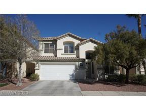 Property for sale at 182 Waterton Lakes Avenue, Las Vegas,  Nevada 89148