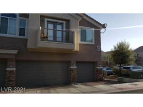 Property for sale at 8689 Tom Noon Avenue 102, Las Vegas,  Nevada 89178