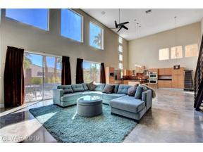 Property for sale at 1448 Canyon Ledge Court, Las Vegas,  Nevada 89117