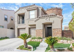 Property for sale at 909 Via Stellato Street, Henderson,  Nevada 89011