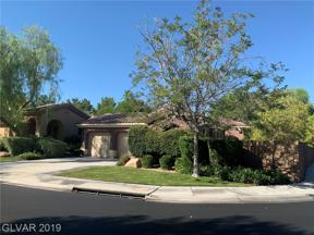 Property for sale at 117 Emerald Dunes Circle, Henderson,  Nevada 89052