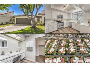 Property for sale at 2517 La Fortuna Avenue, Las Vegas,  Nevada 89121