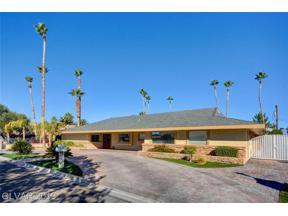 Property for sale at 3808 Fairway Circle, Las Vegas,  Nevada 89108