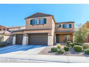 Property for sale at 1409 ALAMOSA RIDGE Court, North Las Vegas,  Nevada 89084