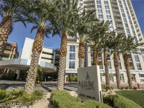 Property for sale at 200 West Sahara Avenue Unit: 2407, Las Vegas,  Nevada 89102